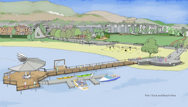 Fine Osoyoos Waterfront Gyro Park Plan With Public Charrette Largest Home Design Picture Inspirations Pitcheantrous