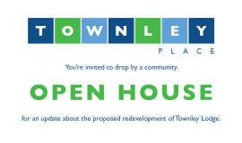 Townley Lodge Open House — May 17th, 2016