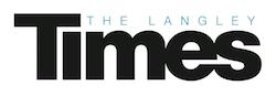 Langley Times logo