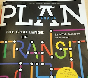 Plan Canada magazine