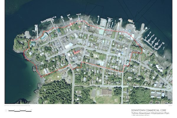 Award-Winning Tofino Downtown Vitalization Plan
