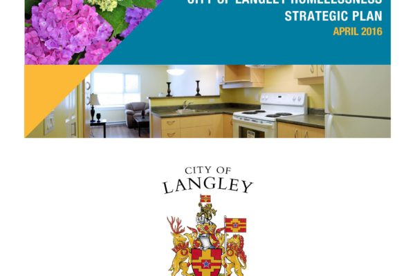 Langley Homelessness Strategic Plan