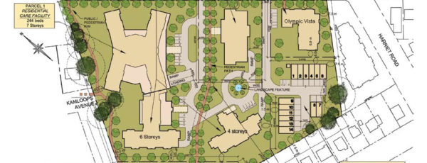 CRD proposes affordable housing on Carey Road