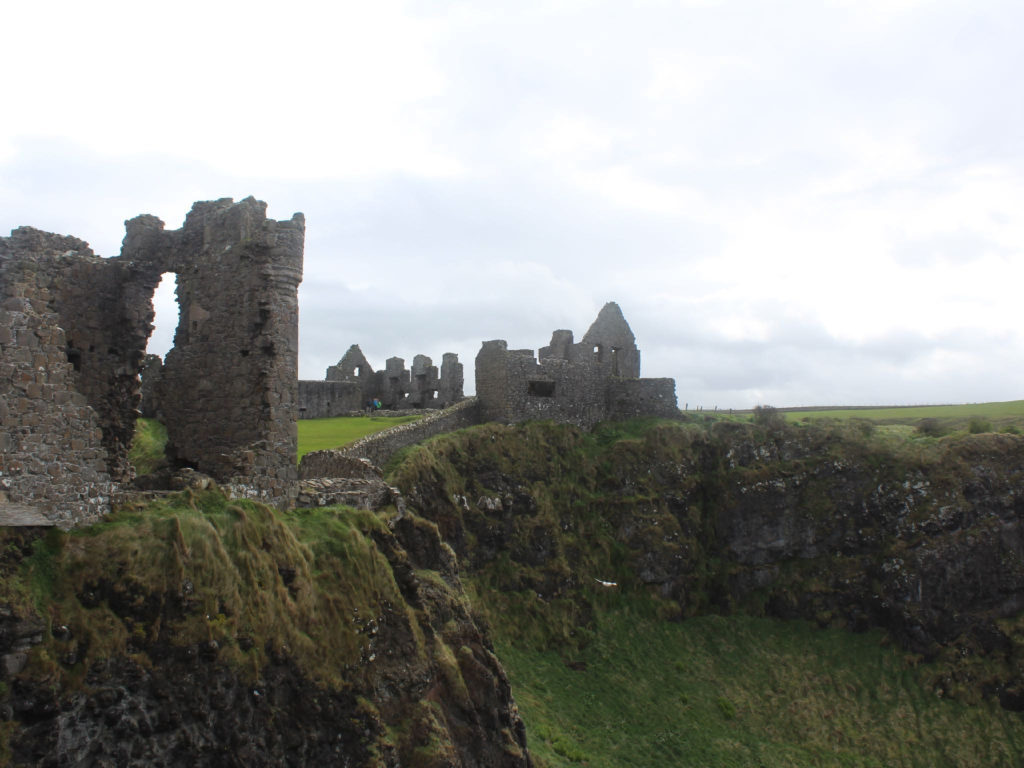 Preserved castles and ancient stone forts can be found across the island