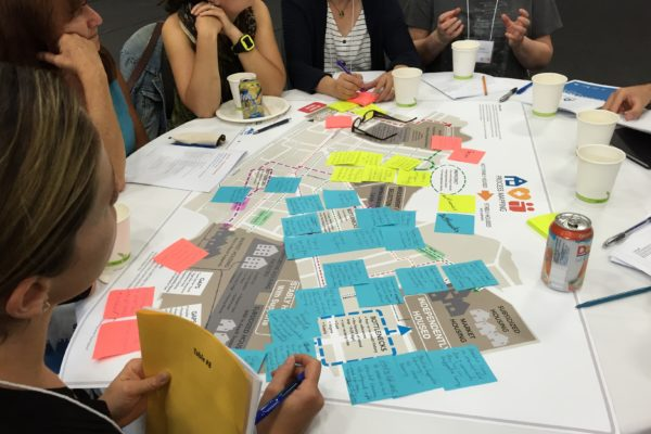 Process Mapping: Housing, Health and Social Support in British Columbia's Capital Region